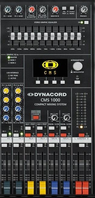 CMS600-3 میکسر صدا